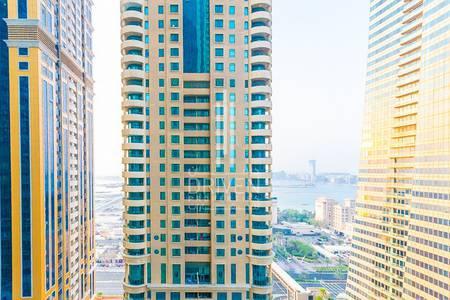 3 Bedroom Apartment for Sale in Dubai Marina, Dubai - Spacious 3BR Apt | Mid Floor | Sea Views