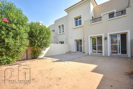 3 Bedroom Villa for Rent in The Lakes, Dubai - Ghadeer 1 | Quite Location | 3 Bed + Maid