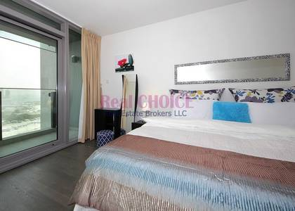 1 Bedroom Apartment for Rent in Culture Village, Dubai - Creek View Furnished Well Maintained 1BR