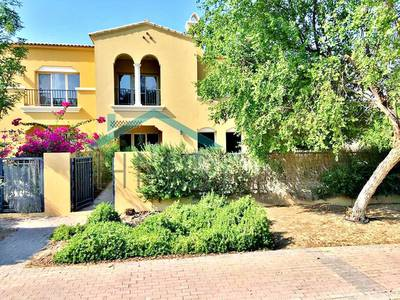 3 Bedroom Townhouse for Rent in Arabian Ranches, Dubai - Park Backing - Palmera 1- Type B