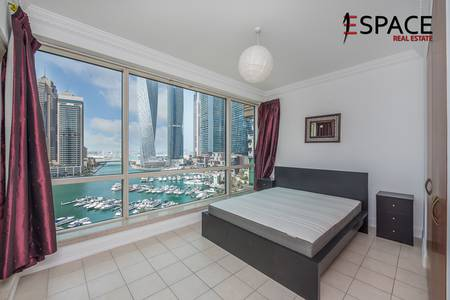 2 Bedroom Flat for Sale in Dubai Marina, Dubai - Full Marina View | Two Bedroom plus Study