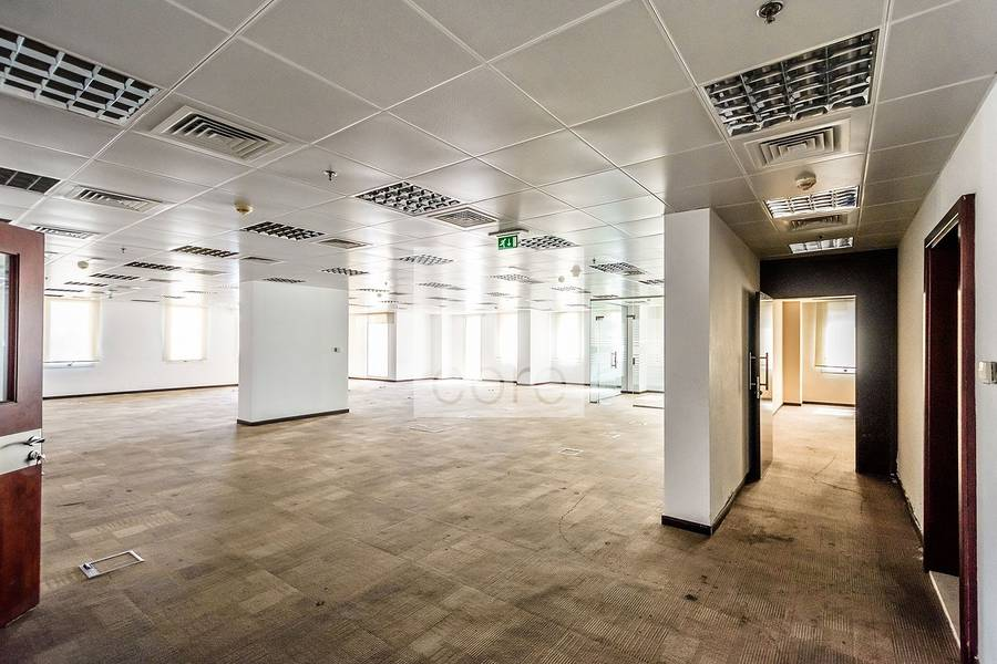 Spacious fitted office for rent | Bldg 47