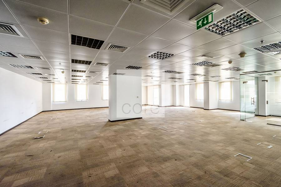 2 Spacious fitted office for rent | Bldg 47