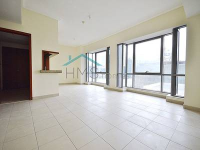 1 Bedroom Flat for Rent in Downtown Dubai, Dubai - Unfurnished | 1 Bed | South Ridge 3