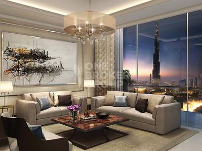 2 Bedroom Flat for Sale in Downtown Dubai, Dubai - Luxurious 2 BR