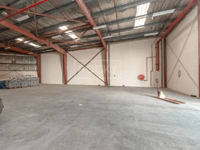Warehouse for Rent in Dubai Investment Park (DIP), Dubai - Storage Warehouse with 14 KW power in DIP 2