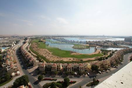 Studio for Sale in Al Hamra Village, Ras Al Khaimah - Upgraded & Fully Furnished Studio with Marvelous Views over the Golf Course
