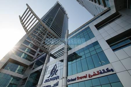 Office for Sale in Julfar, Ras Al Khaimah - Fully Fitted Office with marvelous views over Ras Al Khaimah