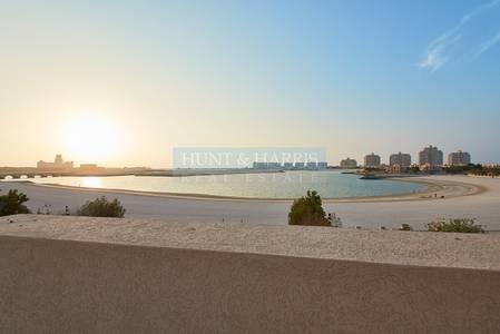 فیلا  للايجار في قرية الحمراء، رأس الخيمة - C Villa - Direct Beach Access - Al Hamra