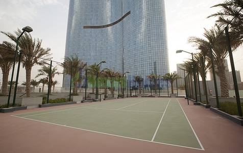 1 Bedroom Flat for Rent in Al Reem Island, Abu Dhabi - Brand New One BR Apt in Reem Island....!