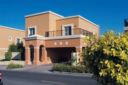 4 Bedroom Villa for Rent in Dubai Silicon Oasis, Dubai - Front View 1