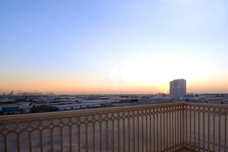 2 Bedroom Flat for Rent in Downtown Jebel Ali, Dubai - Beautiful 2BR with community view