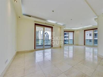 3 Bedroom Apartment for Rent in Dubai Marina, Dubai - Great view