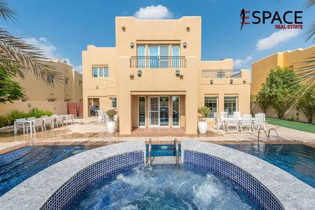 5 Bedroom Villa for Sale in Arabian Ranches, Dubai - Type 17 in Great Location | Private Pool