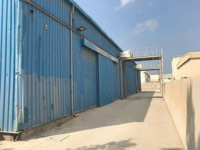 Warehouse for Rent in New Industrial City, Ajman - Spacious New Warehouse for Rent in New Industrial Area Sanihaya , Ajman