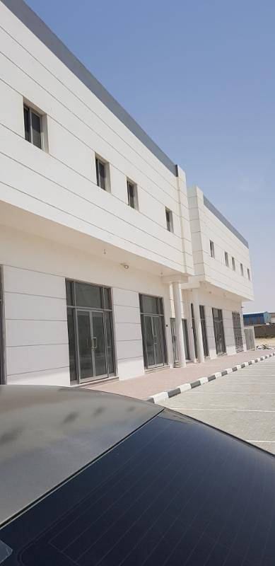 60 Bedroom Labour Camp for Rent in Al Jurf, Ajman - Cheapest Price Brand New Labour Camp 10 to 60 Room Available for Rent in Behind China Mall 1050 pr Room 1050