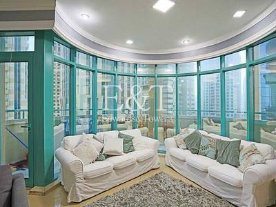 2 Bedroom Apartment for Sale in Dubai Marina, Dubai - Biggest two bedrooms with 10% ROI-Marina