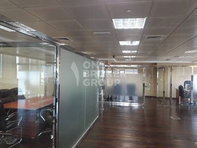 Office for Rent in Jumeirah Lake Towers (JLT), Dubai - Fitted Office