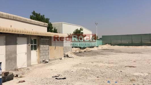 Plot for Rent in Ras Al Khor, Dubai - Aed 18/Sqft ||Tax Free || 40