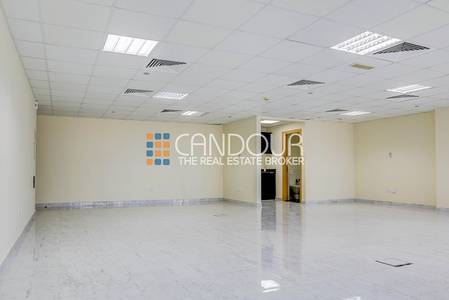 Office for Rent in Jumeirah Lake Towers (JLT), Dubai - Fitted Office with Pantry & Bath | Lake Views