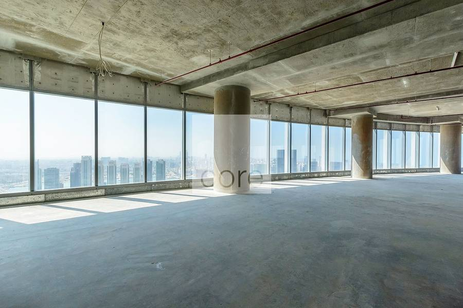 Shell and Core Office | Excellent Location