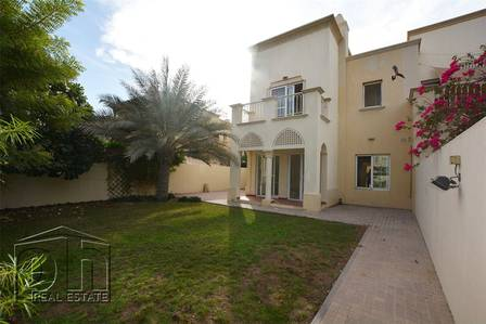 3 Bedroom Villa for Rent in The Springs, Dubai - 2E - Opposite the pool and Park - Vacant