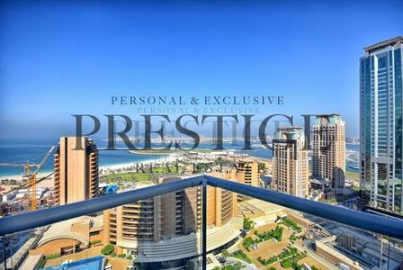 2 Bedroom Flat for Sale in Dubai Marina, Dubai - 2 Bed | Trident Grand Residence | Marina