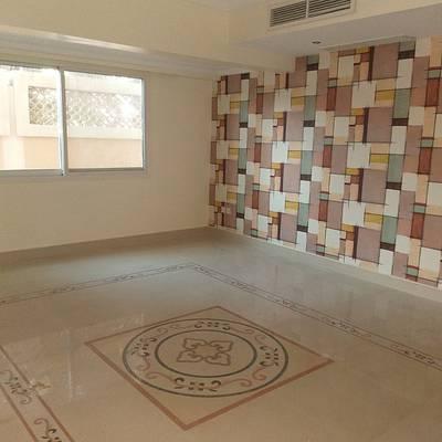 Villa for Rent in Al Bateen, Abu Dhabi - For rent villa 4 bedrooms  board  lounge  driver room Al Bateen area