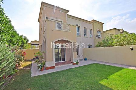 2 Bedroom Villa for Rent in The Springs, Dubai - Upgraded Flooring   Well Maintained   4E