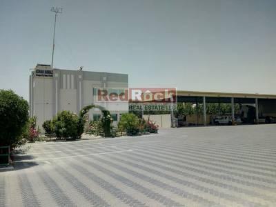 Industrial Land for Rent in Dubai Industrial Park, Dubai - Aed 10/Sqft    15