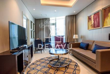 1 Bedroom Apartment for Rent in Downtown Dubai, Dubai - Spacious Hotel Apartment in Downtown for Rent!