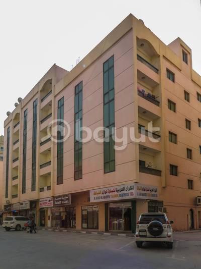 1 Bedroom Flat for Rent in Al Nakhil, Ajman - Two Bed Room And Hall In Alnakheel-Gold Market -Ajman