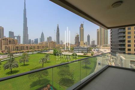 2 Bedroom Apartment for Sale in Downtown Dubai, Dubai - LOWEST PRICE | VACANT BRIGHT 2 BEDS APT.