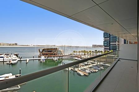 3 Bedroom Flat for Rent in Al Raha Beach, Abu Dhabi - 2 cheques| Well located waterfront home!