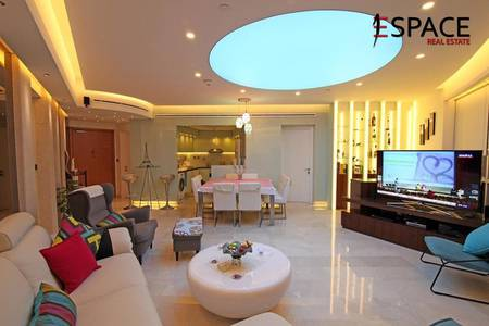 3 Bedroom Flat for Rent in Dubai Marina, Dubai - Vacant | Fully Upgraded | Amazing Facilities