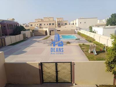 4 Bedroom Villa for Rent in Mohammed Bin Zayed City, Abu Dhabi - 4 MASTER BR VILLA WITH SHARING POOL MBZ CITY
