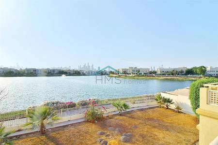 4 Bedroom Villa for Rent in The Springs, Dubai - Full Lake View - Springs 6 - Type 6 - Available Now