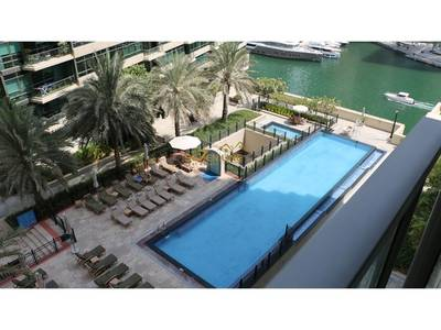 2 Bedroom Flat for Sale in Dubai Marina, Dubai -  2 Bed with Partial Marina View