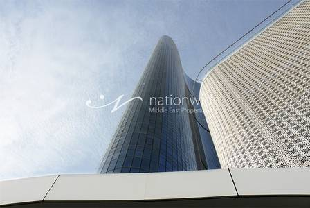 1 Bedroom Apartment for Rent in Al Reem Island, Abu Dhabi - Newly Listed 1 BR Apartment w/ Maid Room