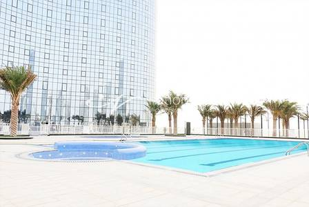 2 Bedroom Apartment for Rent in Al Reem Island, Abu Dhabi - Vacant 2 BR + 1 Apt w/ Quality Finishing
