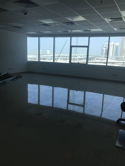 Office for Rent in Jumeirah Lake Towers (JLT), Dubai - Brand New Fitted Office Marina View [KH]