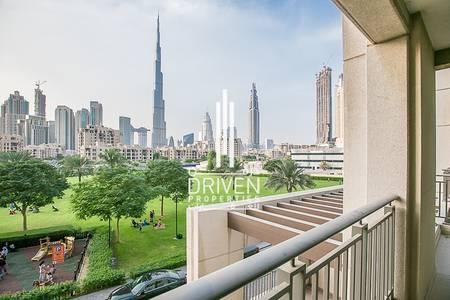 3 Bedroom Villa for Sale in Downtown Dubai, Dubai - Spacious Duplex Unit with Private Garden