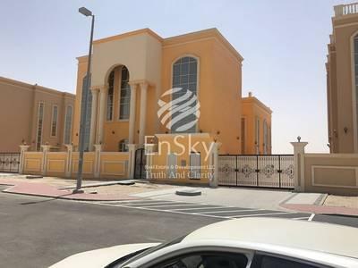 16 Bedroom Villa for Rent in Shakhbout City (Khalifa City B), Abu Dhabi - 3 Commercial / Residential Villas with 16 Master BR and 25 Basement Car Parkings