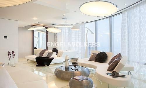 4 Bedroom Apartment for Sale in Downtown Dubai, Dubai - Award-Winning Interior Design | Upgraded