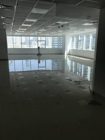 Office for Rent in Jumeirah Lake Towers (JLT), Dubai - Brand New Fitted