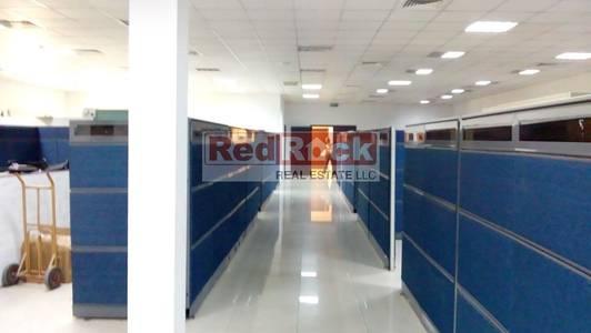 Office for Rent in Jebel Ali, Dubai - Office    4694 Sqft    Prime Location    Jebel Ali