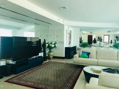 3 Bedroom Flat for Rent in World Trade Centre, Dubai - Nice Furnished and High Posh  3Br Duplex Apartment for Rent in Jumeirah Living