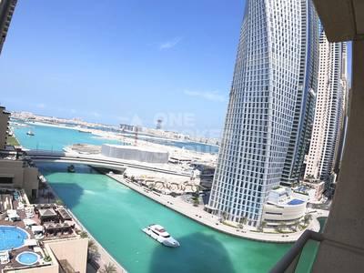 2 Bedroom Apartment for Sale in Dubai Marina, Dubai - Vacant 2 BR with Spectacular Marina View