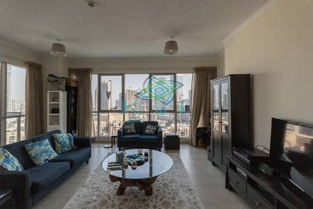 2 Bedroom Flat for Rent in Downtown Dubai, Dubai - Gorgeous Large Well Maintained City View