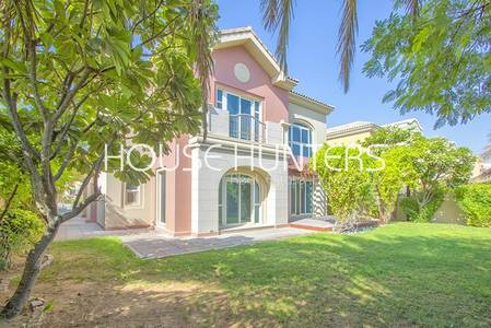 5 Bedroom Villa for Rent in Dubai Sports City, Dubai - Beautiful Carmen 5 Bed villa on Golf Course - Type C1
